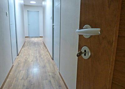mas du cresponnet couloir chambres dhotes charme murat cantal auvergne